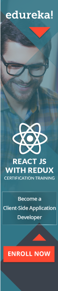 React JS with Redux Certification Training