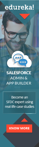Salesforce Admin and app Builder Training