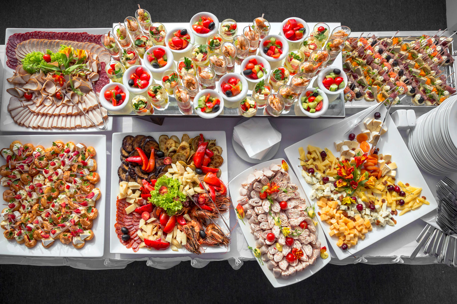 7 Fun Catering Ideas For Your Upcoming Social Events