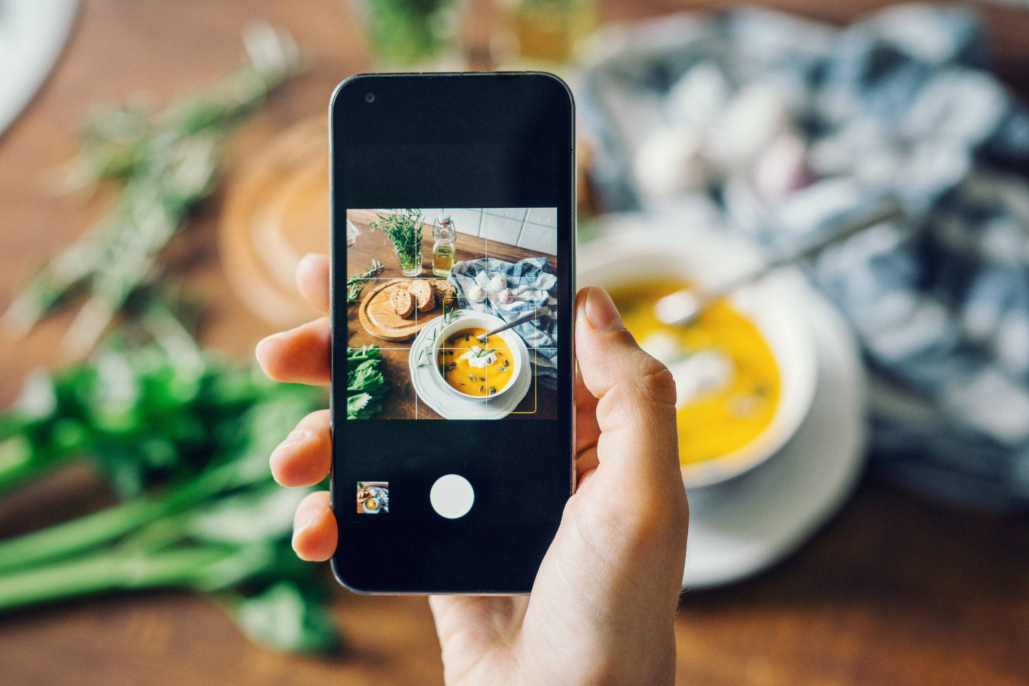 From iPhone to Nikon: 5 Tips on Upping Your Food Photography Game