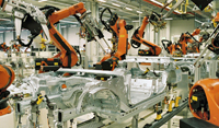 Transforming manufacturing industry with high-tech