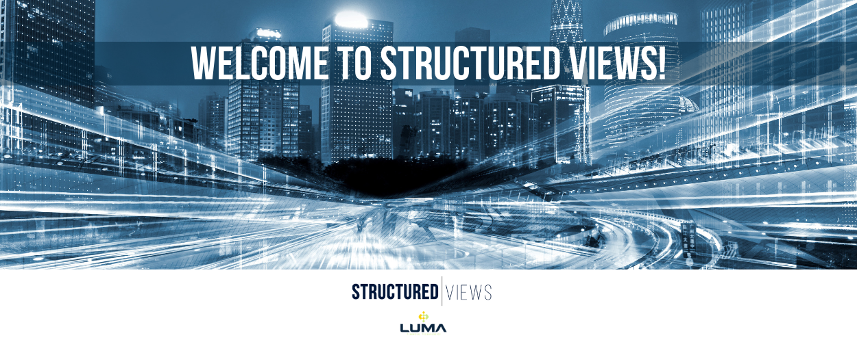 Luma - Blog Welcome Post