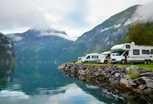 With your RV, you're in for adventure and fun.