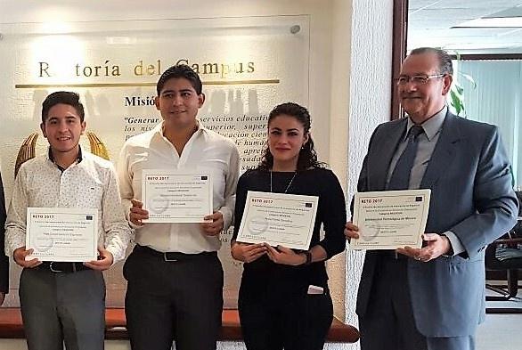 Estudiantes de ingeniería en sexto lugar en Simulador de Negocios Iberoamericano