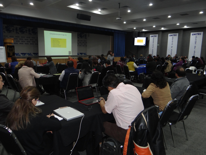 Imparten seminarios sobre el procesode enseñanza en la UNITEC