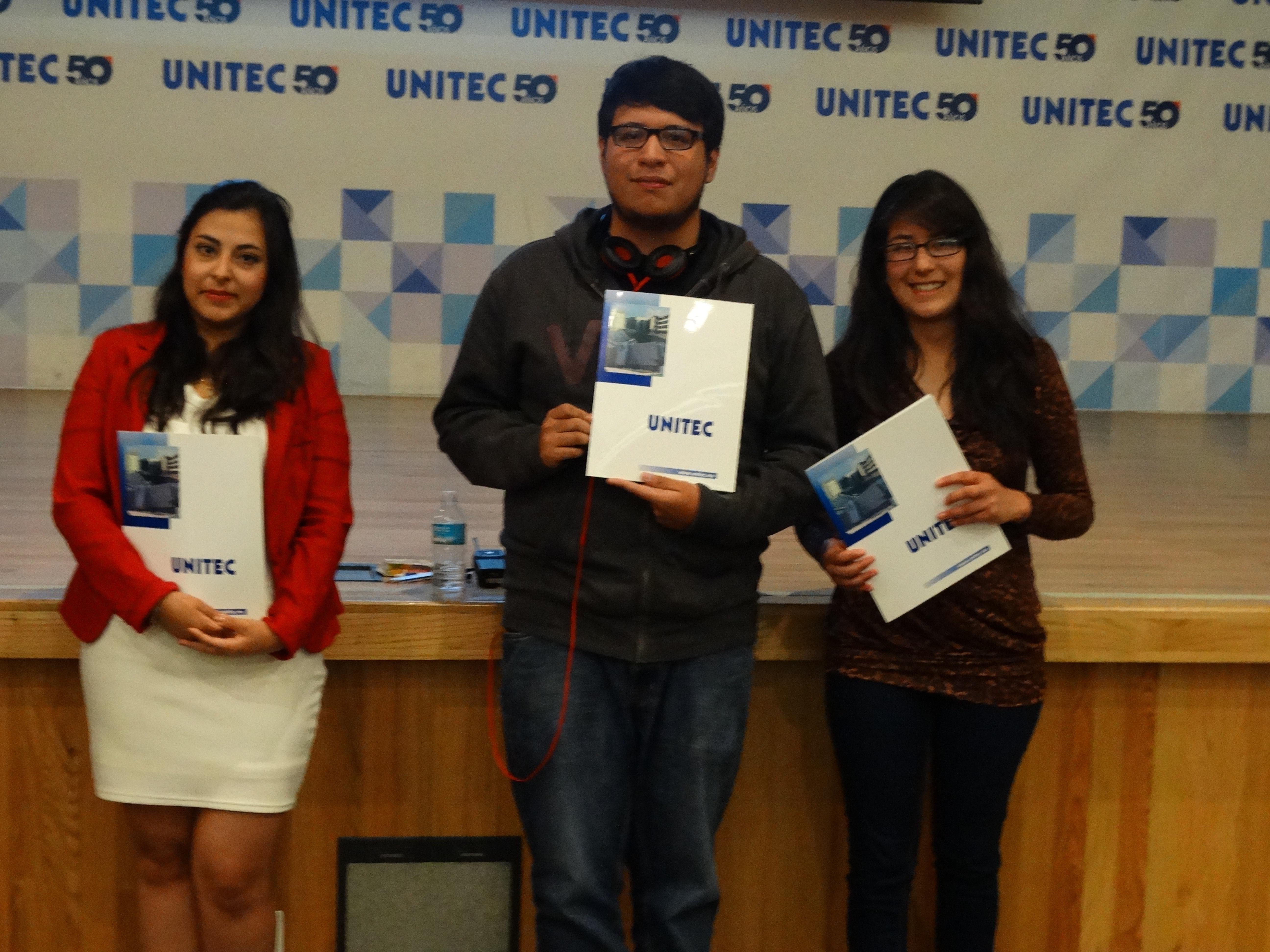 Alumnos UNITEC forman parte del Programa Becarios de Excelencia