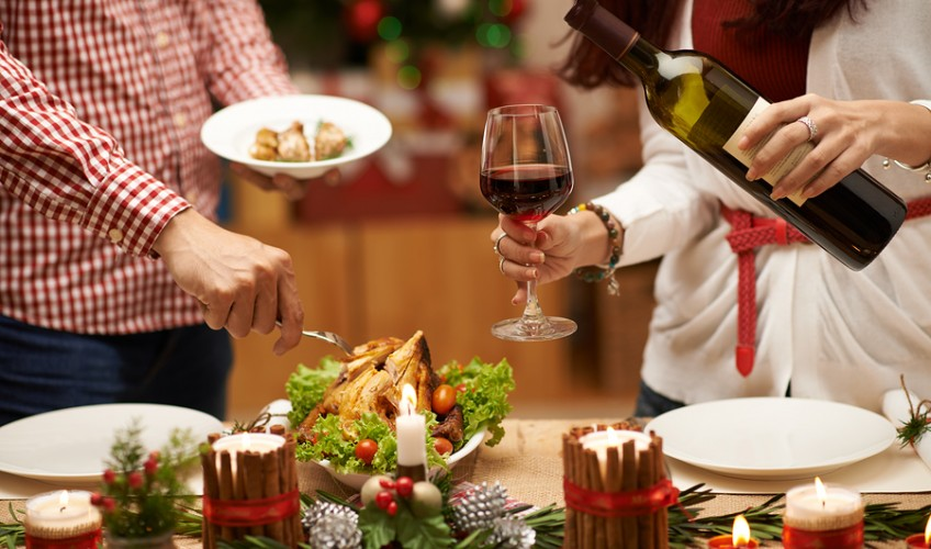 12 consejos para no subir de peso en las fiestas decembrinas