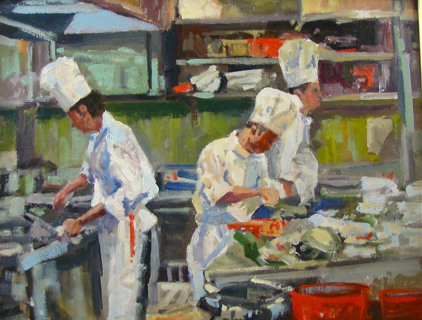 El origen del chef: ¿Dónde nació este profesional?