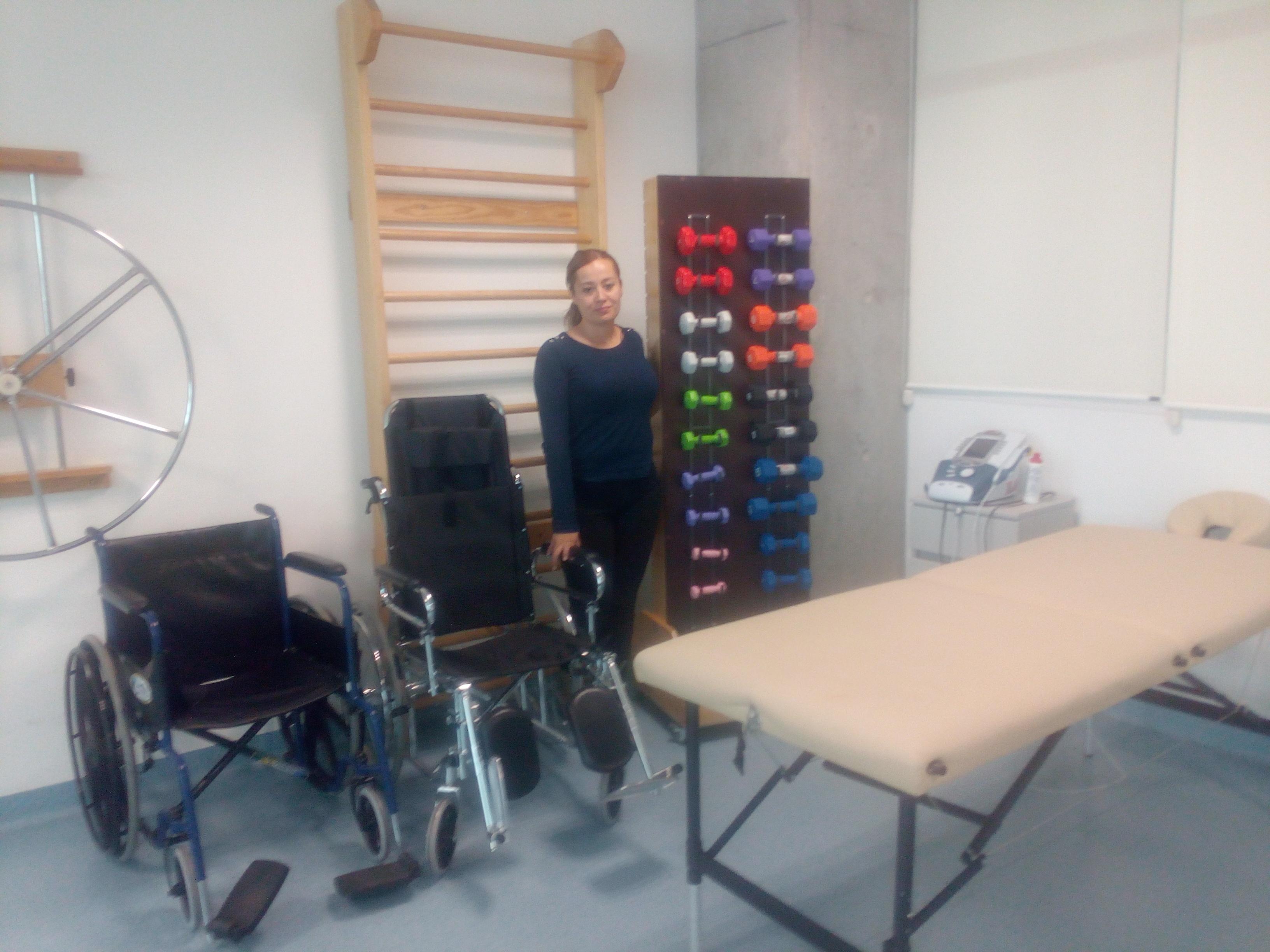Estudiantes de Fisioterapia Campus Guadalajara tienen éxito en campos clínicos