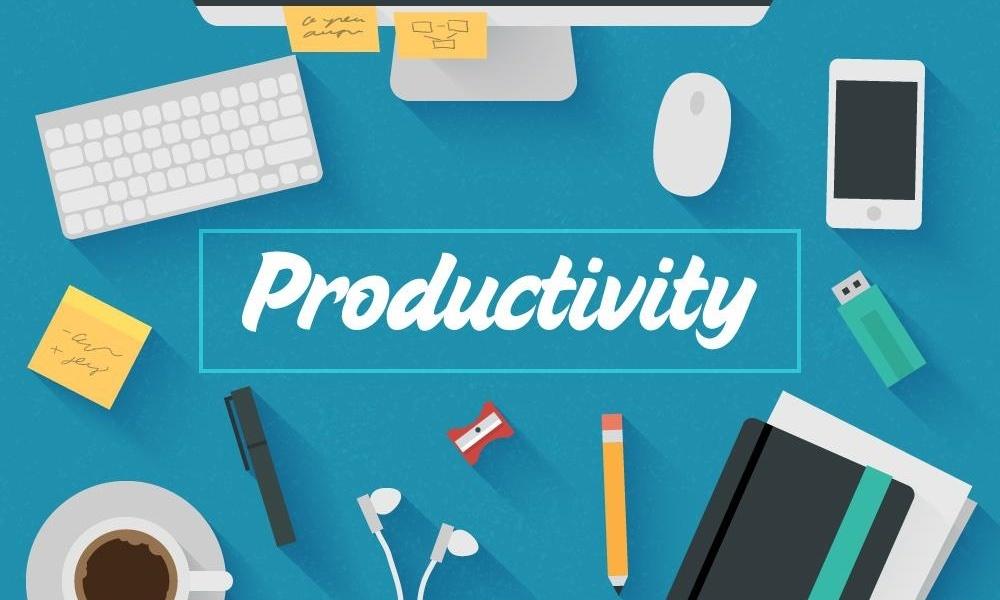 Cinco formas de ser más productivo en el trabajo