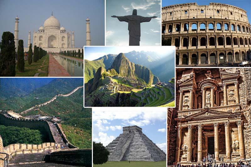 La ingeniería detrás de las 7 maravillas del mundo moderno