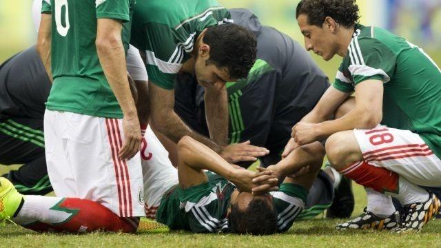 Lesiones más frecuentes en el fútbol