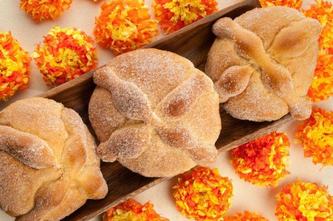 ¿De dónde viene el pan de muerto?