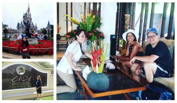 Prácticas profesionales: Desde Tailandia hasta Disney World
