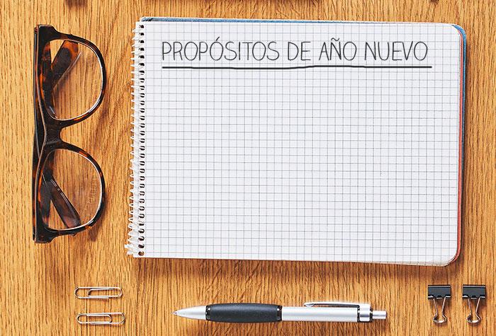 7 propósitos de año nuevo para crecer profesionalmente