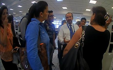Alumnos y padres de UNITEC Campus Sur confirman buen estado de instalaciones