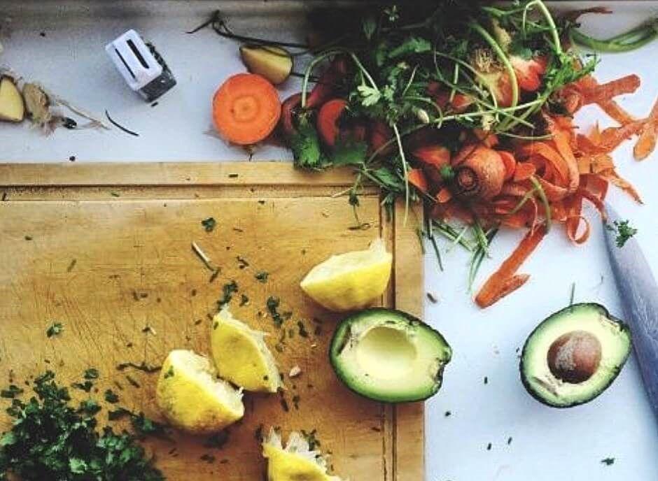 Trash cooking: el arte de reutilizar los alimentos