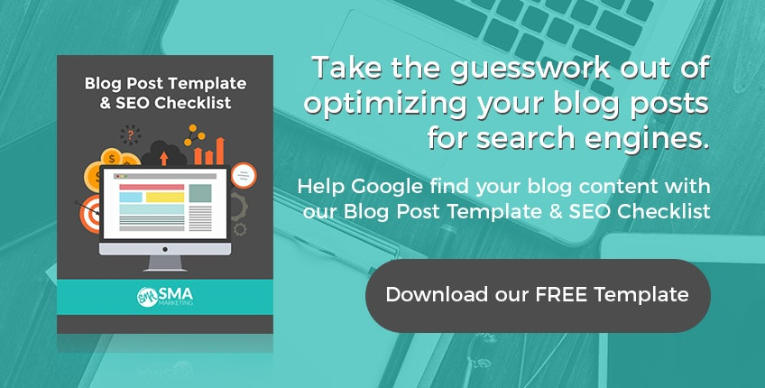 Optimize Your Blog Posts Using an SEO Checklist [Free Template]