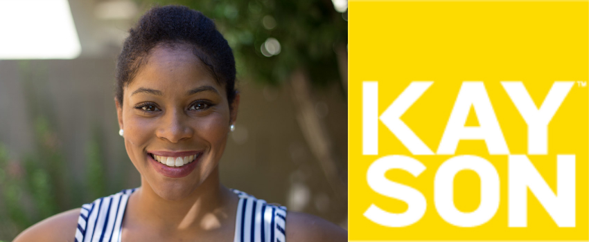 Welcome Amber Anderson, Founder and CEO at Kayson & MORE
