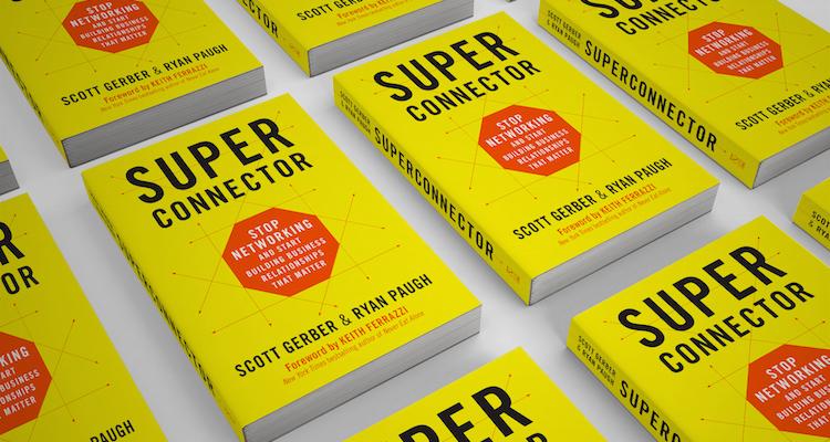 Scott Gerber and Ryan Paugh Release Superconnector Today