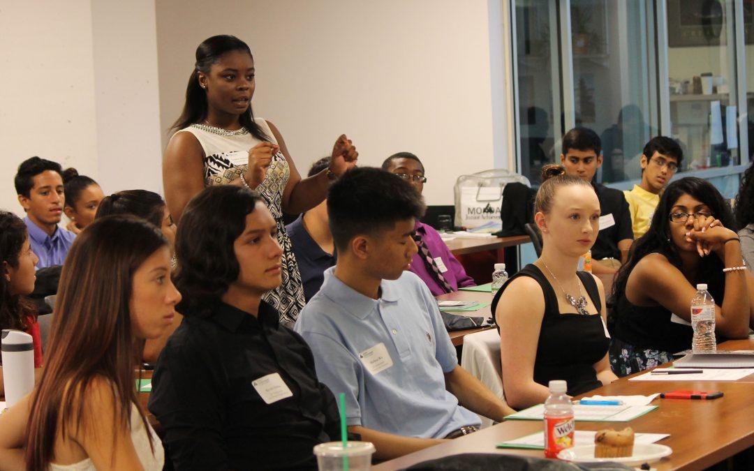 YEC and Junior Achievement Put Entrepreneurs In High School Classrooms