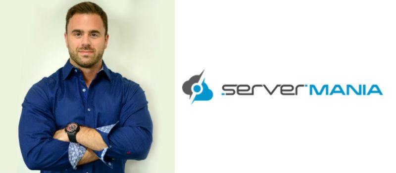 Welcome Justin Blanchard, CMO at Server Mania