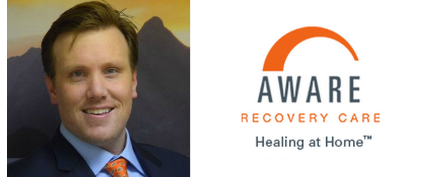 Welcome Matthew Eacott, Vice President and Partner at Aware Recovery Care Inc.