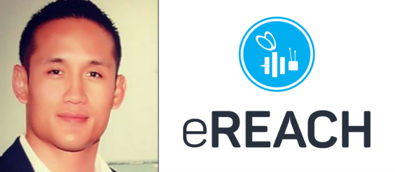 Welcome Myles Vives, CEO at eREACH