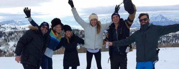 YEC Escape to Powder Mountain: Winter 2015 Recap