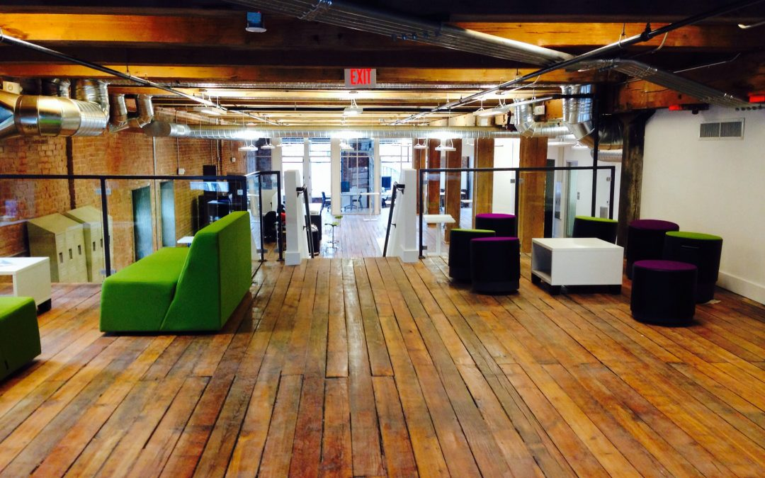 YEC Members Weigh In on the Real Lure of Co-Working