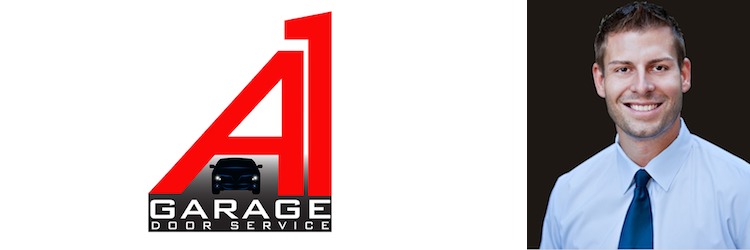 Welcome Thomas Mello, Owner of A1 Garage Door Service