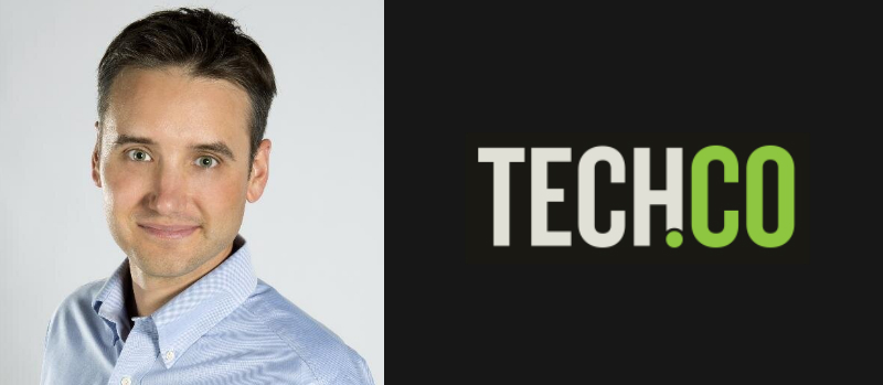 Welcome Frank Gruber, CEO & Co-Founder at Tech.Co