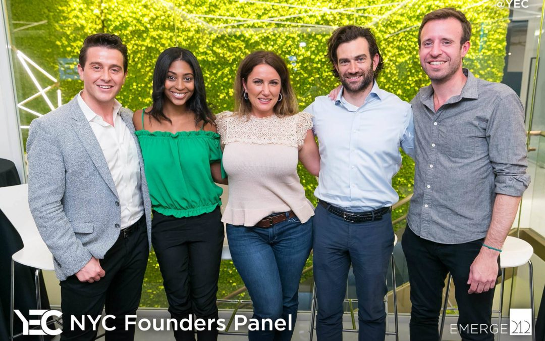 YEC Event Recap: YEC NYC Founders Panel