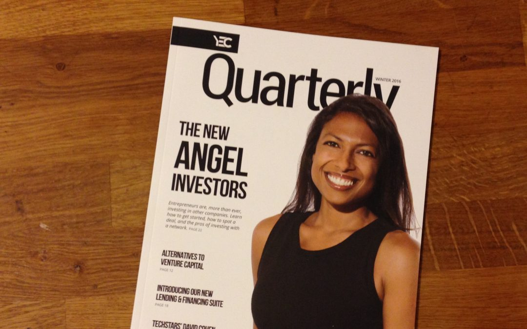"""YEC Members Offer 5 Tips for Becoming a """"Rockstar"""" Angel Investor"""