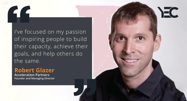 Spotlight: Young Entrepreneur Robert Glazer