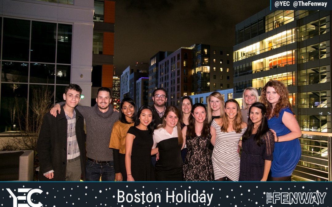 Happy Holidays From Your YEC Team!