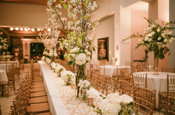 Secret Garden Event Decor | BBJ Linen