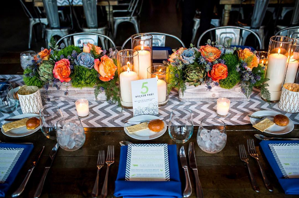 Modern Elegance Event Decor | BBJ Linen