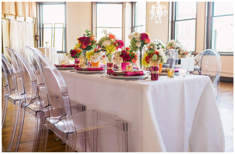 Buffet Table Runner Event Decor | BBJ Linen