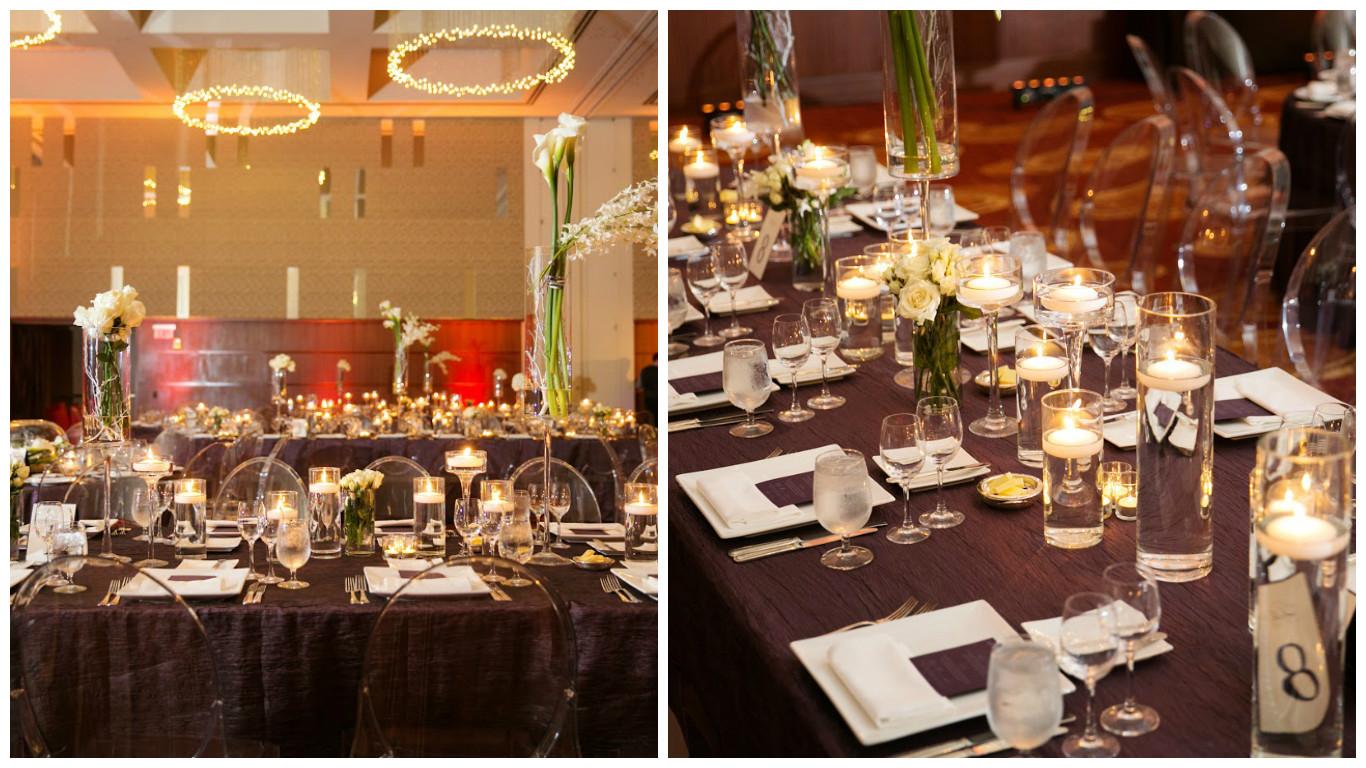 Long Tables Event Decor | BBJ Linen
