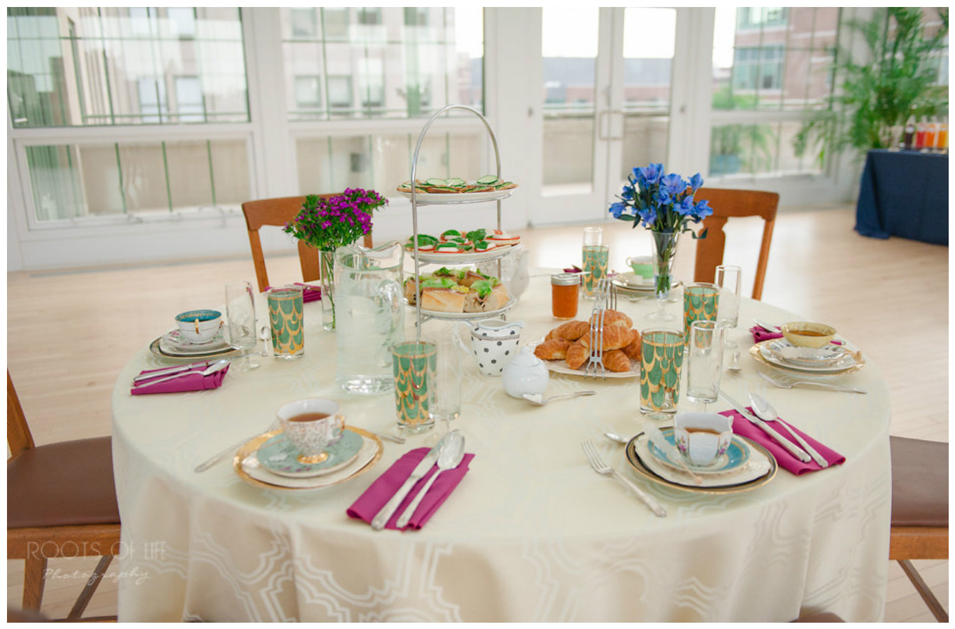 Old Fashioned and Modern Decor for Party Events | BBJ Linen