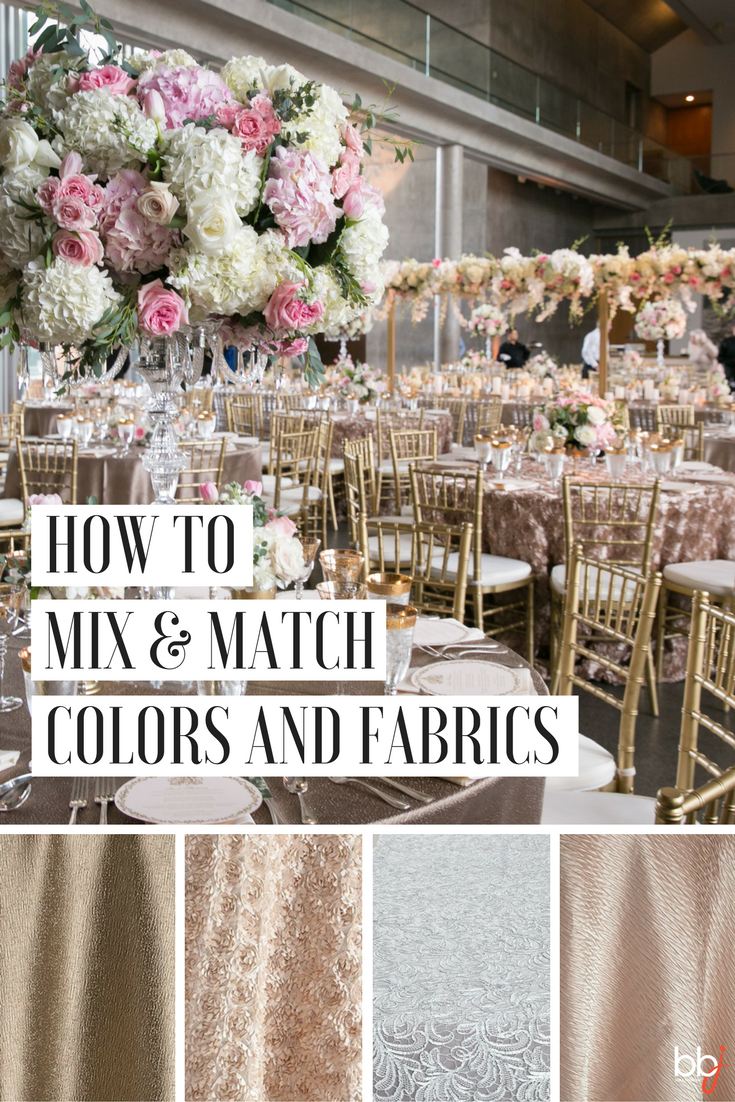 How to Mix and Match Colors and Fabrics