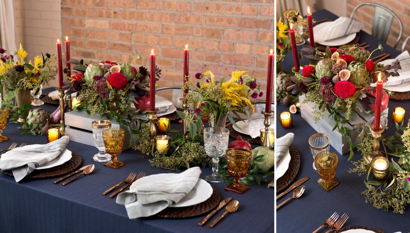 Fall Harvest Table Event Decor Inspiration