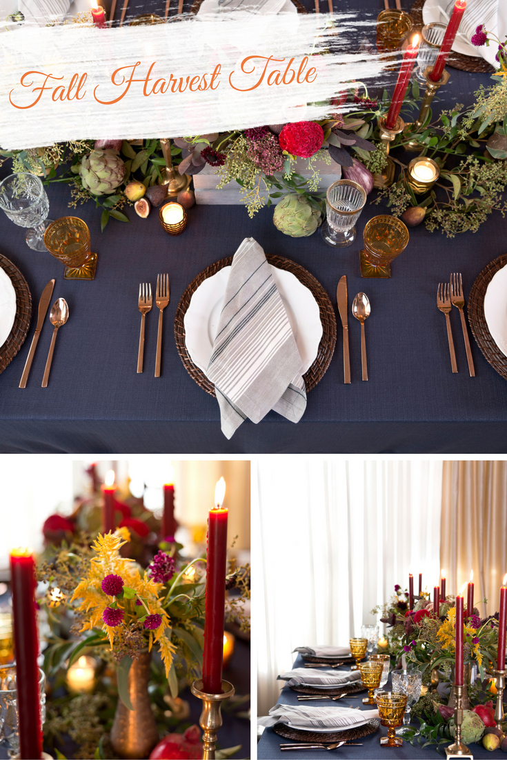 Fall Harvest Table Inspiration