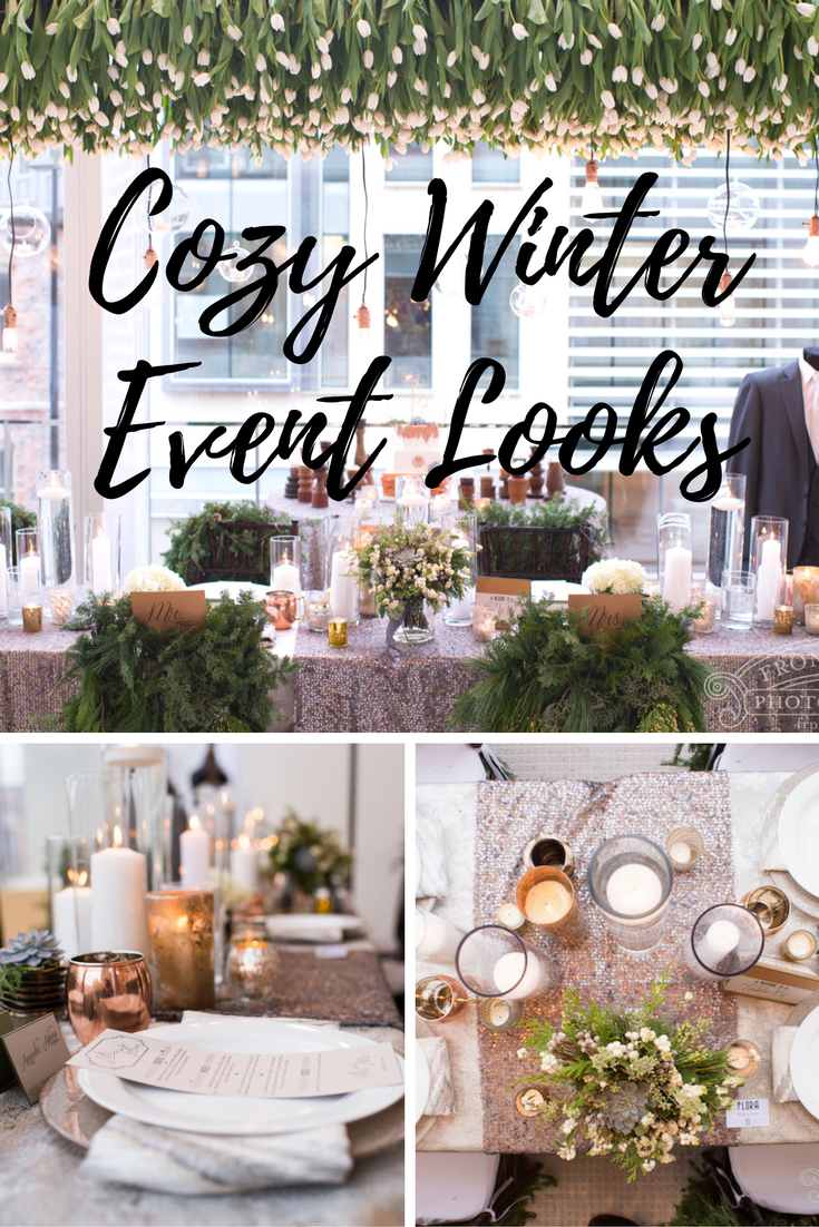 Cozy Winter Event Looks
