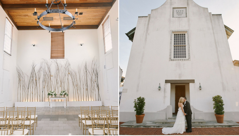 Rosemary Beach Town Hall | BBJ Linen