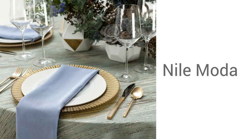 Nile Moda | BBJ Linen