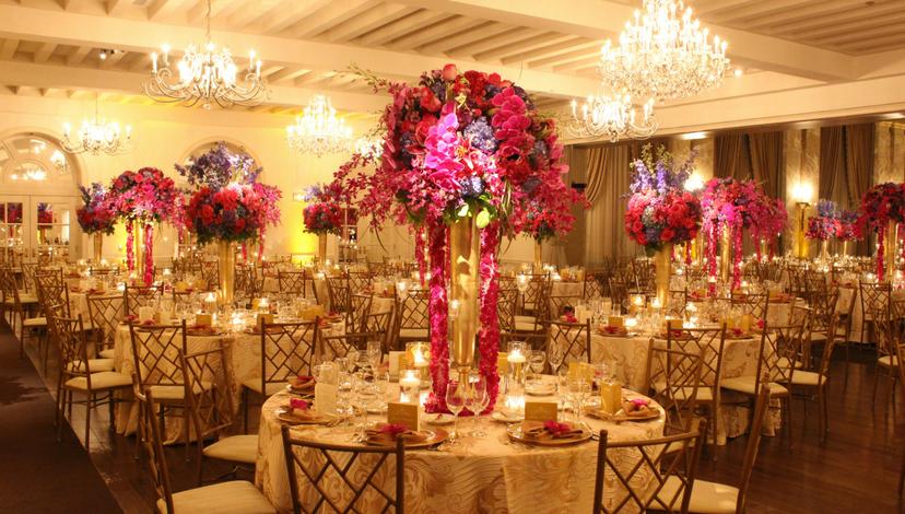 Brilliant Floral Color | BBJ Linen