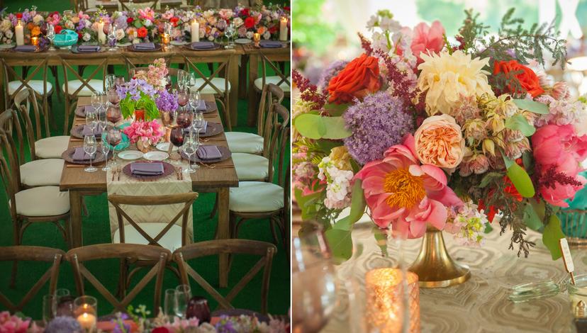 Floral Mix | BBJ Linen
