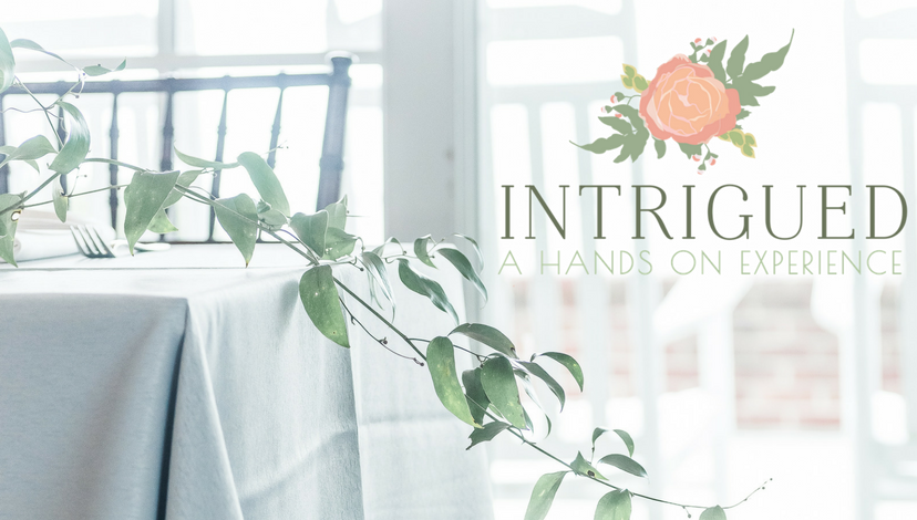 Intrigued Experience | BBJ Linen